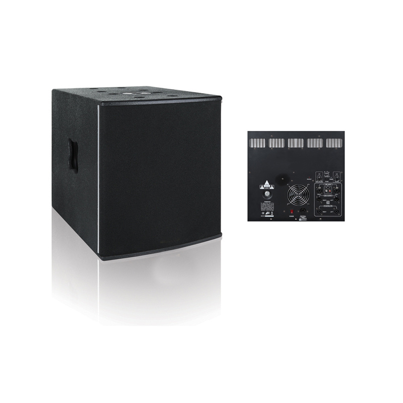 Alpha15+8 Active System Professional Audio Loudspeaker