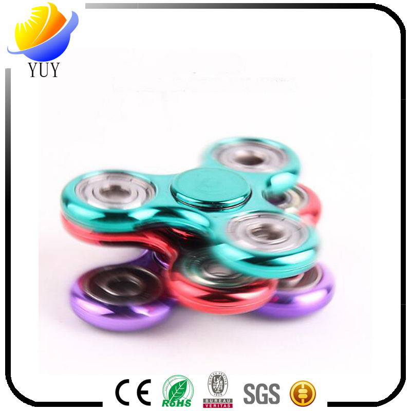 Fidget Spinner Colorful Finger Reliefing Pressure Spinner