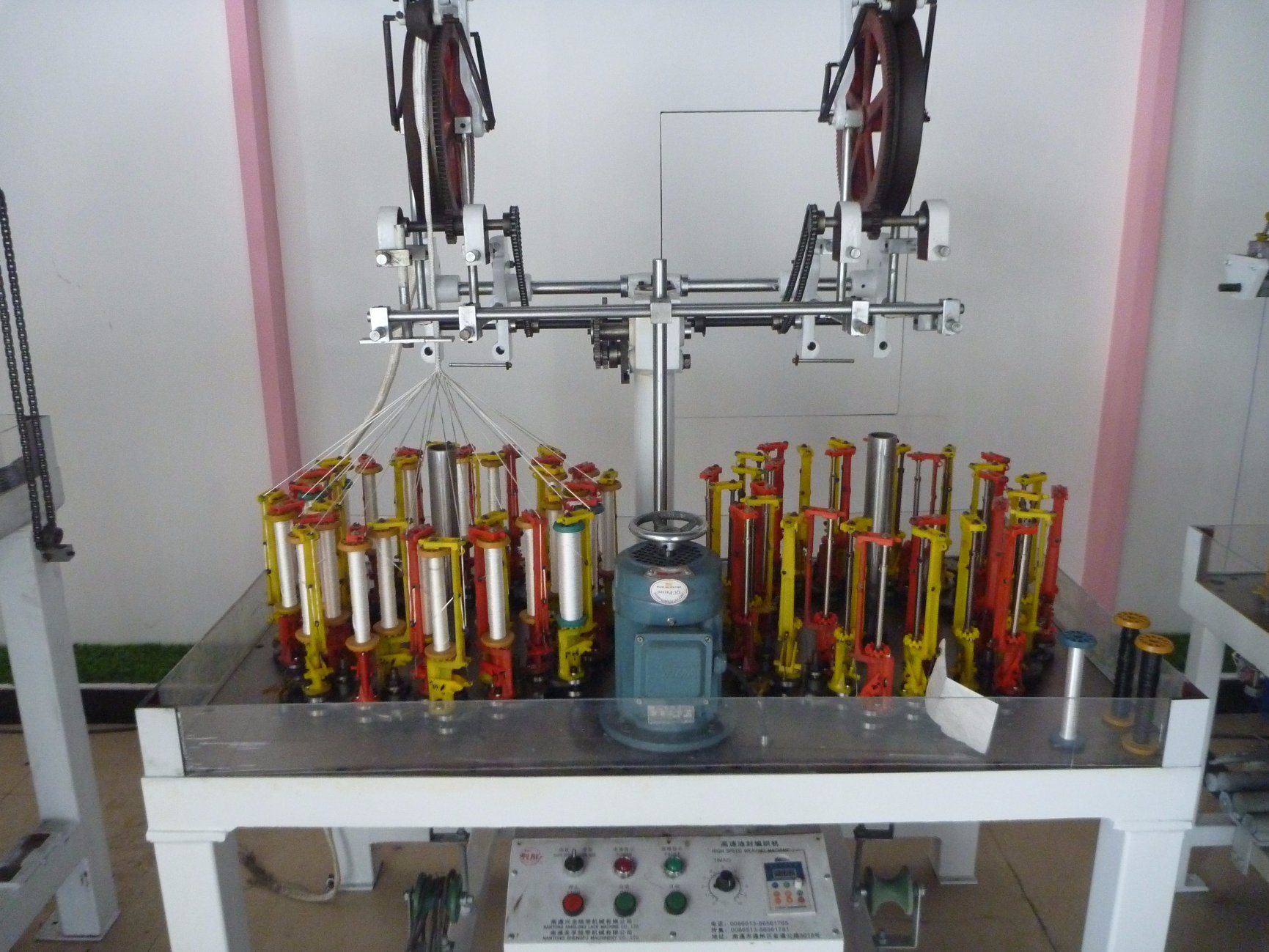 High Speed Braiding Machine 32*2