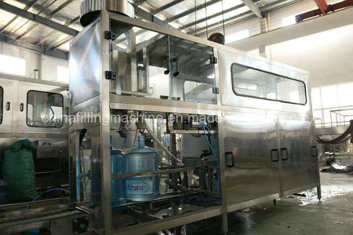 Automatic 5gallon Water Filling Sealing Equipment with Ce (QGF-100)