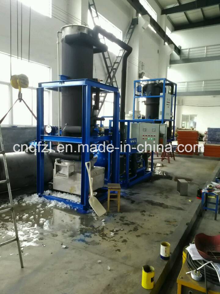 10ton Ice Tube Machine for Drinking