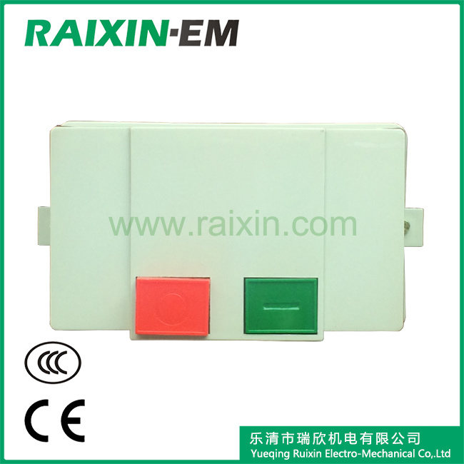 Raixin Le1-D32 Magnetic Starter AC3 220V 7.5kw (LR2-D2355)