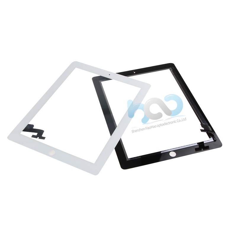 Factory Price Touch Screen for iPad 2 Digitizer Tablet Panel