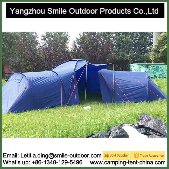 OEM/ODM Family Large Tunnel Waterproof Outdoor Auto Top Tent