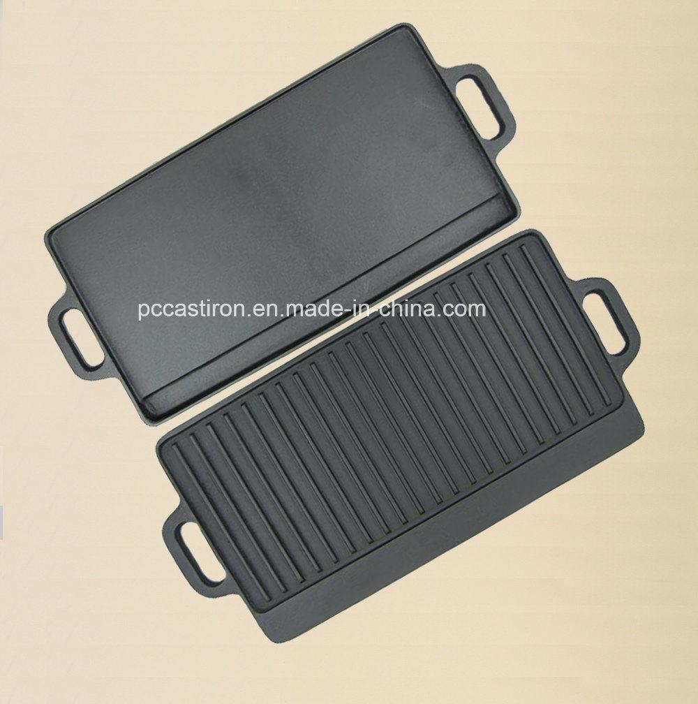 2.5qt Preseasoned Cast Iron Camping Stockpot Price China Factory