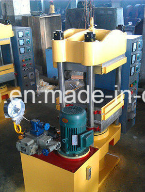 Pillar Type Rubber Products Making Plate Vulcanizer for Sale