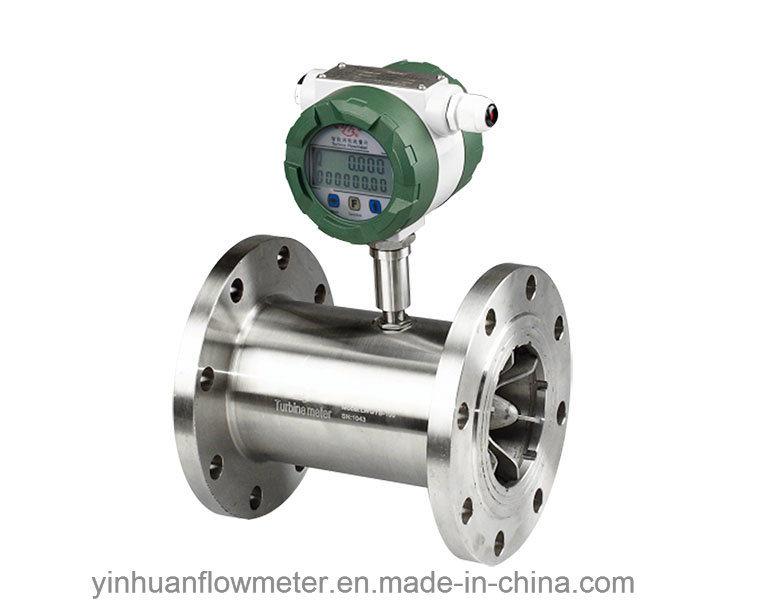 Flange Type Liquid Turbine Flowmeter