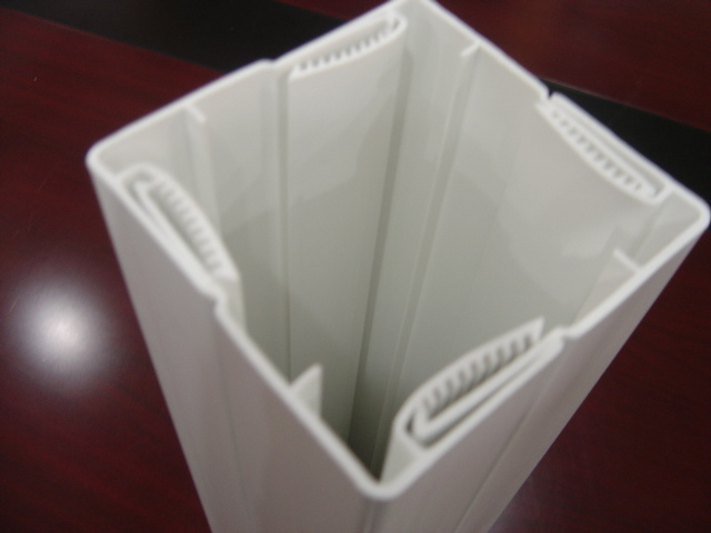 PVC Foam Profiles/Foam UPVC Boards and Profiles/Back Band Casing
