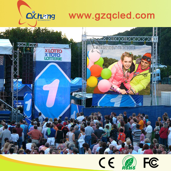 LED Advertising Display Screen (P12 full color)