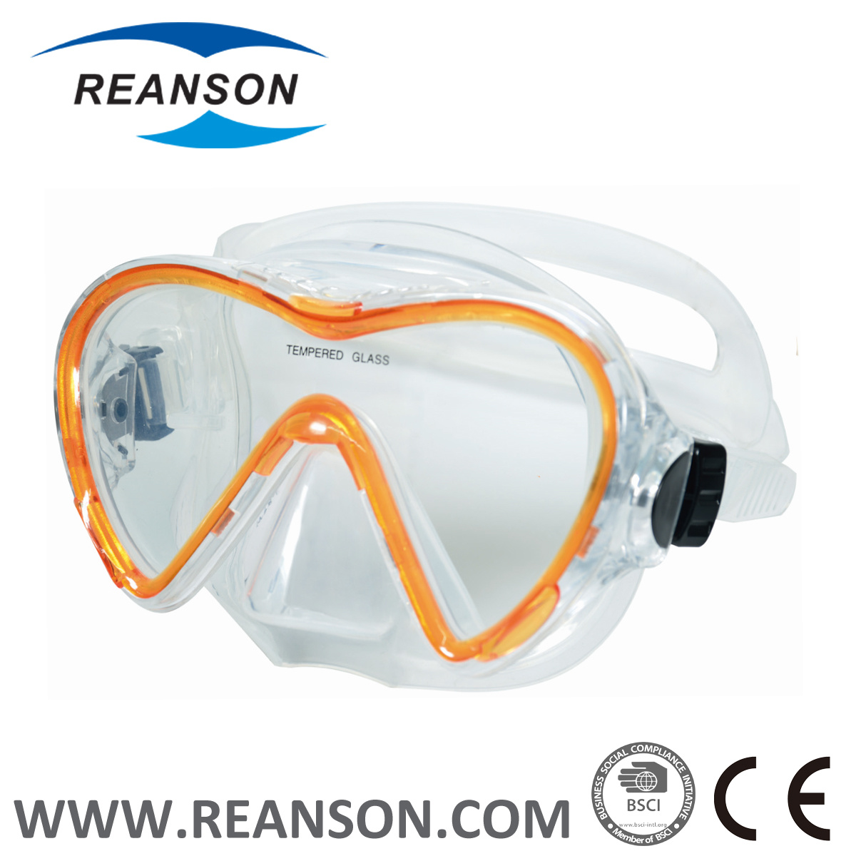 Hot Selling Diving Mask with Various Colors