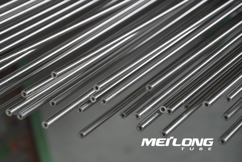 S31600 Precision Seamless Stainless Steel Instrument Tube