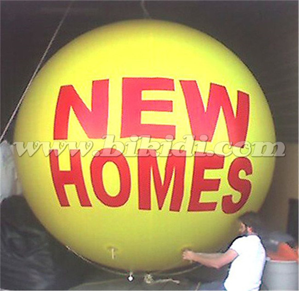 Advertising Round PVC Helium Balloon Cheap Price K7053