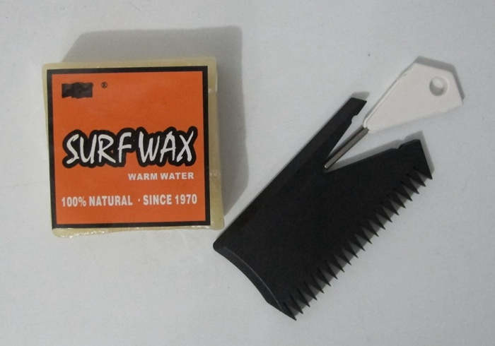 Surf Comb with Surf Key for Surfboard