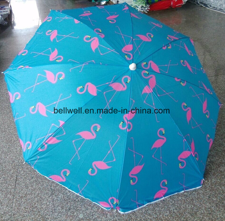 Summer Outdoor Advertising Promotional Umbrella Beach Umbrella