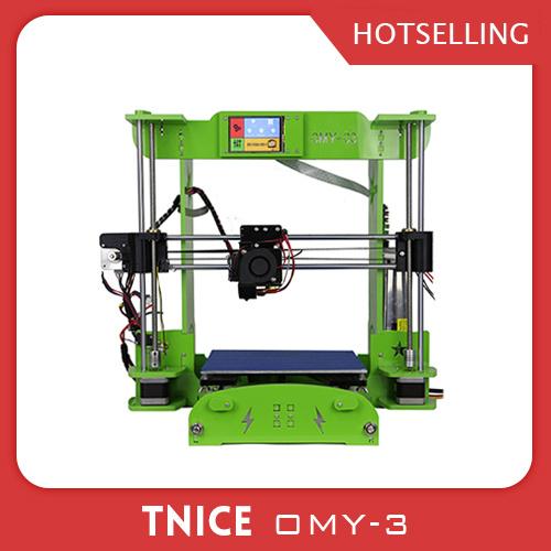 2017 Tnice New Model Omy-03 3D Printer Machine