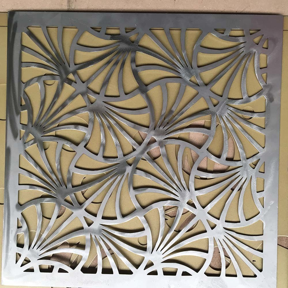 Decorative Perforated Aluminum Panel for Wall Cladding