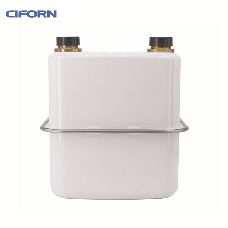 G2.5 Steel Prepaid Diaphragm Gas Meter