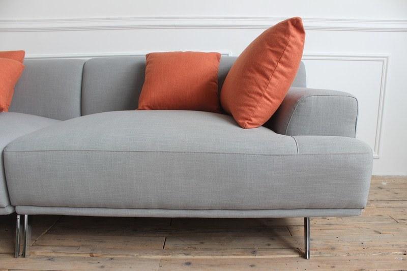 Living Room Furniture Modern Fabric Designs European Fabric Sofa
