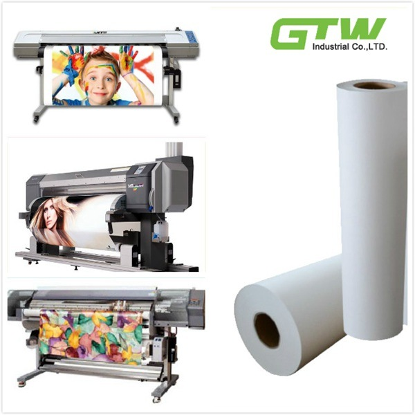 100GSM Sublimation Transfer Paper with Extra-High Ink Absorption Capacity for Inkjet Printers