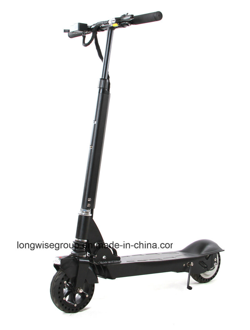 350W 36V8ah Lithium Battery Electric Scooter