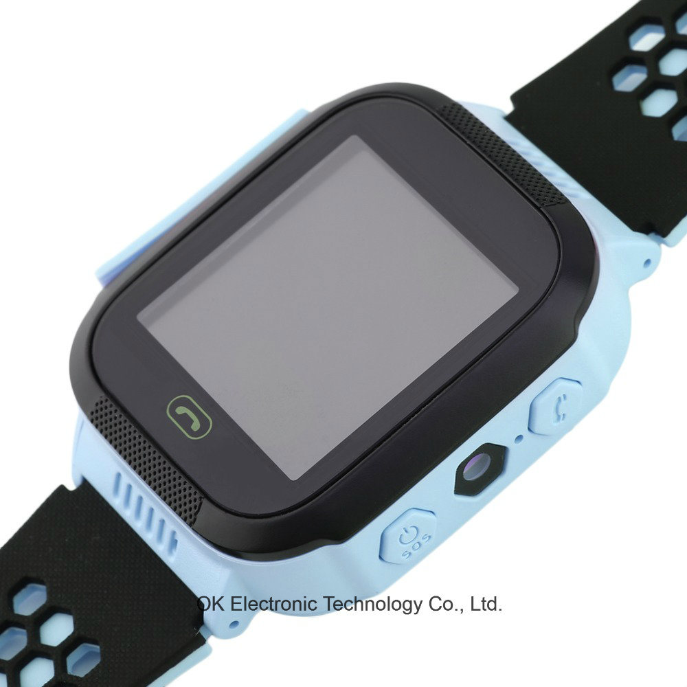 3 Generations Children Kids Study Play Touch Screen Smart Watch Outdoor GPS Tracker Sos Monitoring Positioning Watch