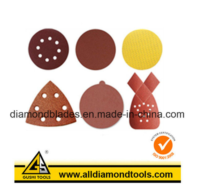 Hook & Loop Sanding Disc