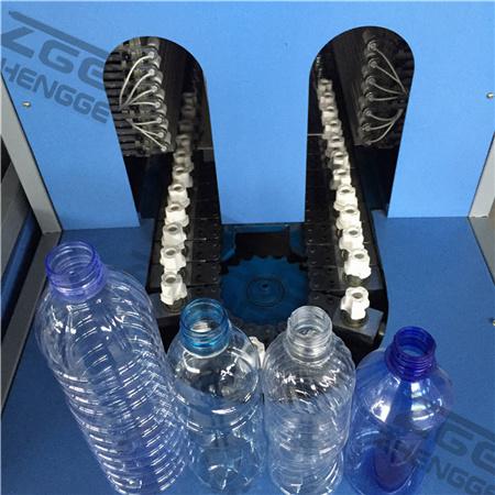 0.1-2L Plastic Pet Water Bottle Blow Molding Stretch Making Machine