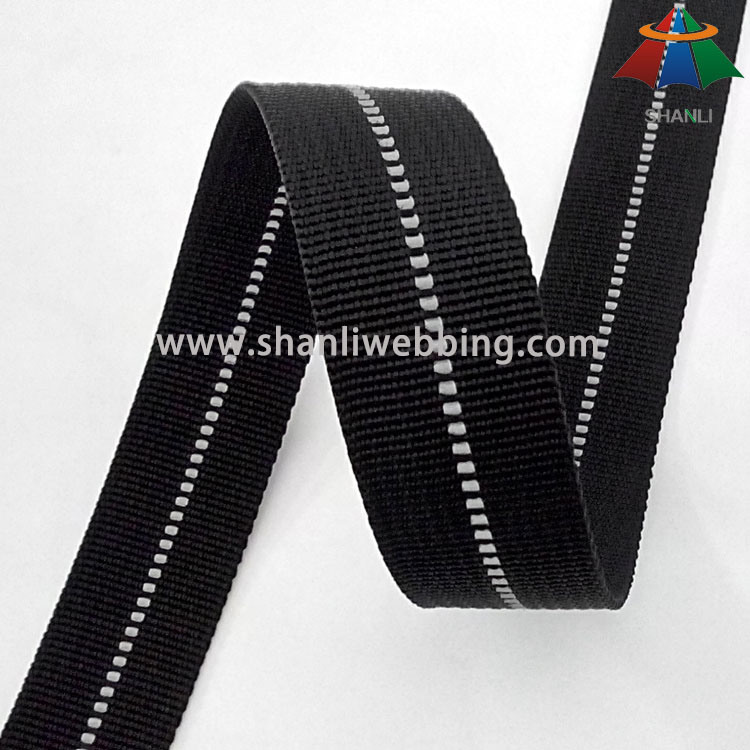 Hot Selling Colorized Nylon / Polyester / PP Webbing for Dog Collars and Leashes