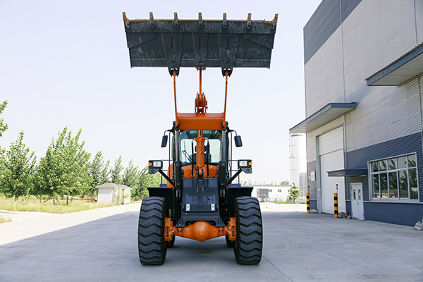 3 Ton Front Loader Yx636 with Log Fork and Various Attachments