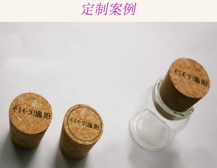 Floating Bottle Pendrive Wish Bottles USB Flash Memory Stick