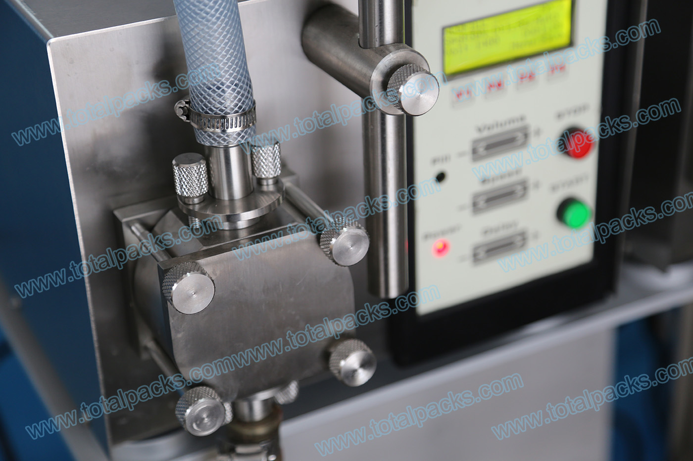 Semi-Automatic Gear Pump Bottle Filling Machine (GPF-150S)