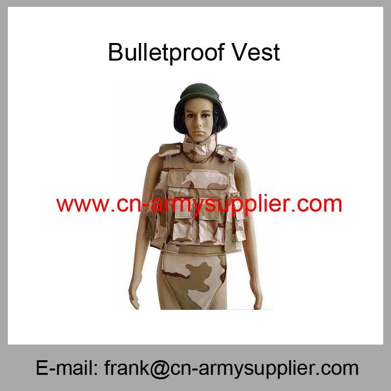 Army-Police-Military Bulletproof Vest-Ballistic Jacket