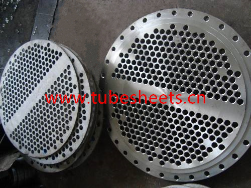 Customized Titanium Alloy Gr2 Steel, Tube Sheets Cladded-Plate Manufacture