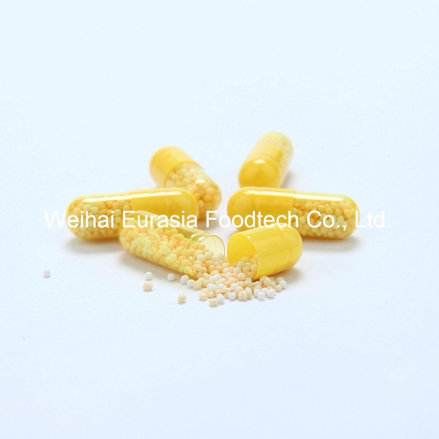 Vitamin C and Zinc Sustained-Release Capsules