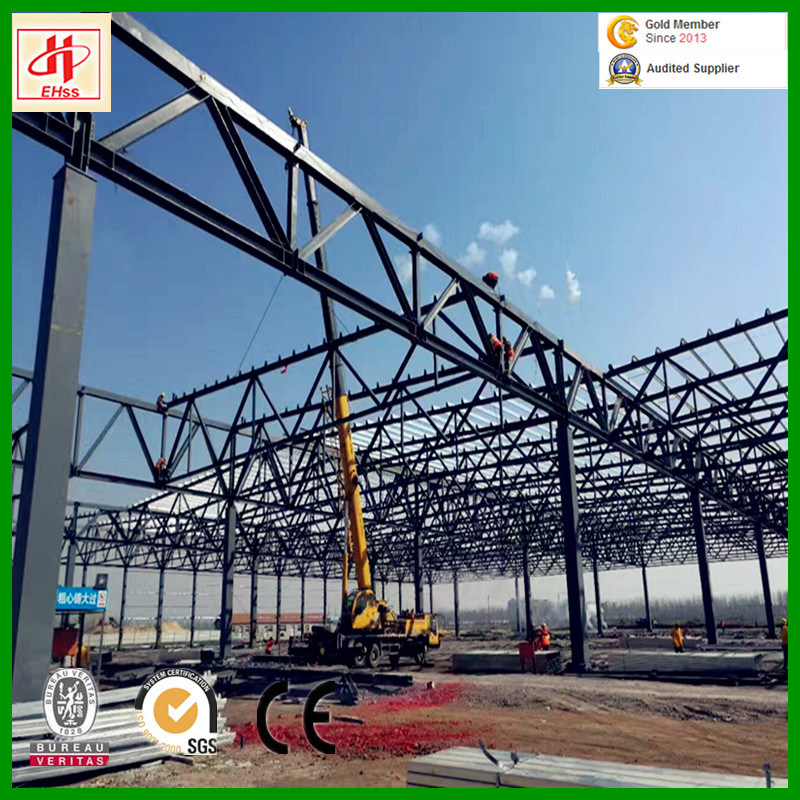 Prefabricated Steel Warehouse Manufacturer China