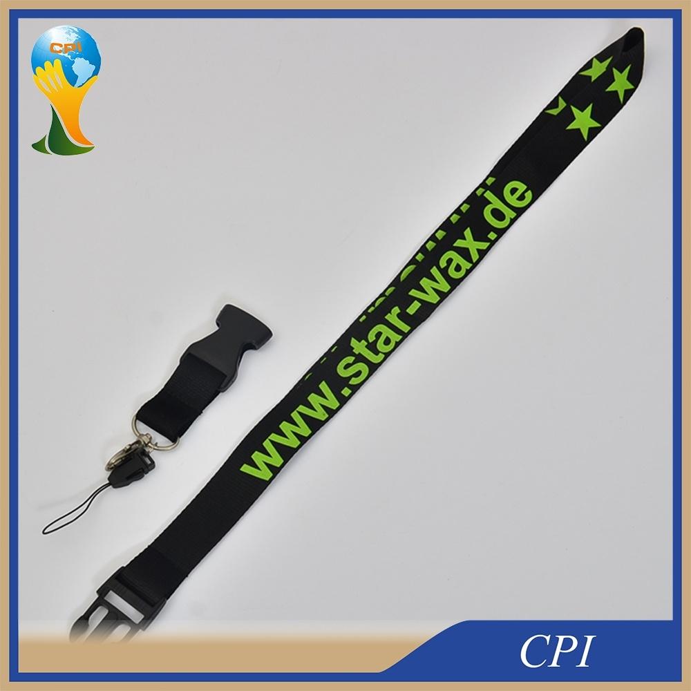 Promotion Cheap Custom Printed Polyester Lanyard