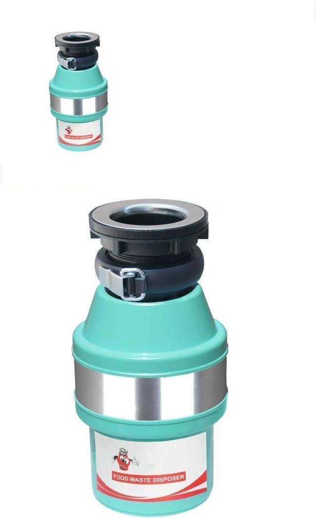 Hot Selling Auto-Reverse Grind System Food Waste Disposers with Factory Price