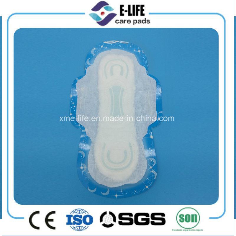 New 28cm High Absorption Wingless Sanitary Napkin Sanitary Towel