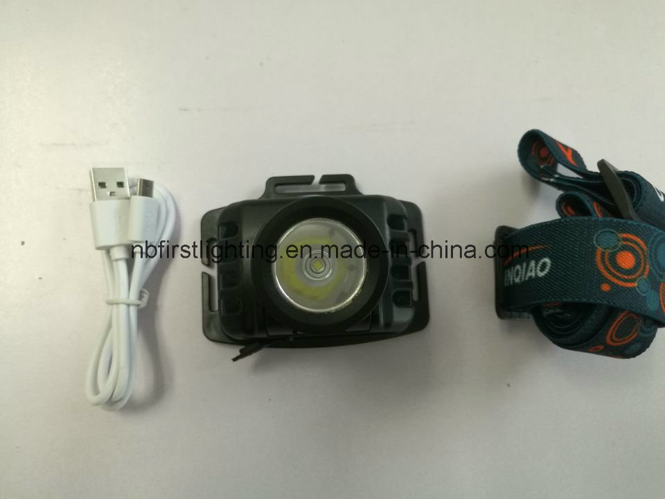 CREE Xm-L2 LED Ultra Bright Zoom Headlamp