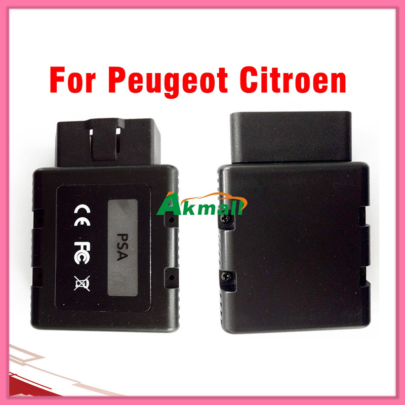 Bluetooth Diagnostic Program for Peugeot Citroen Vehicles Psa-COM
