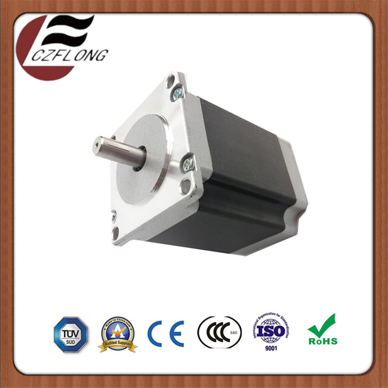86*86mm Hybrid NEMA34 1.8 Deg Stepper Motor for CNC Machine