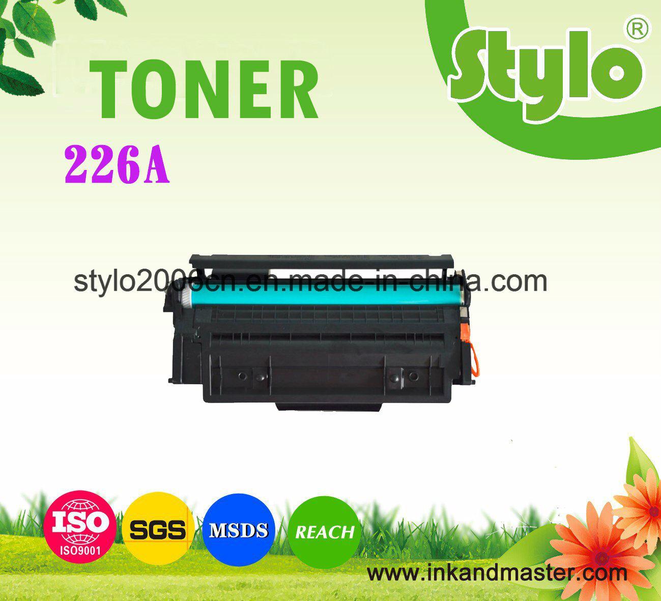CF226A Black Toner Cartridge for HP Laserjet Printer
