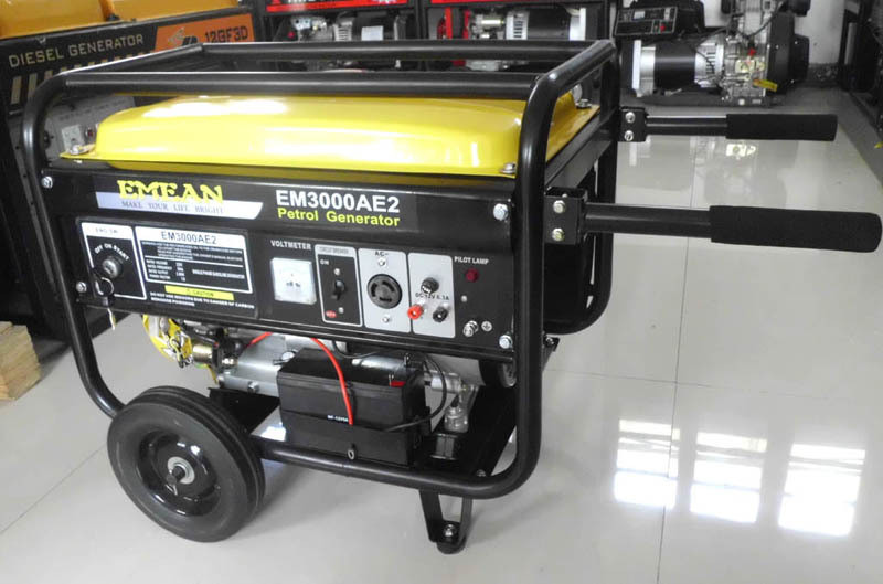2.5kw to 6kw for Honda Silent Power Electric for Honda Generator Em3500be