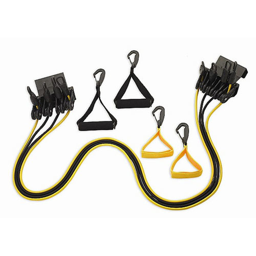 Multi-Function Indoor Fitness Equipment Resistance Band Home Gym