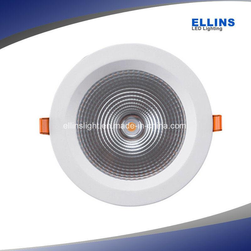 Adjustable Gimbal CREE 30W Dimmable COB LED Down Light Downlight Lifud Driver