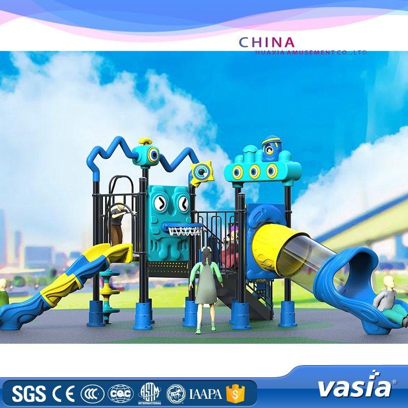 2017 Hotsales Outdoor Children Playground Slide