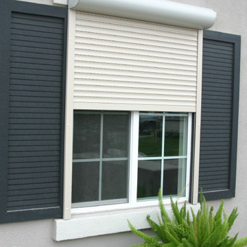 China electric roller shutter china roll shutter - Electric window shutters interior ...