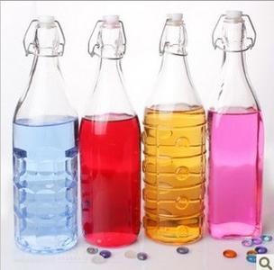 New Fashion Glass Oil and Vinegar Bottles Cruet
