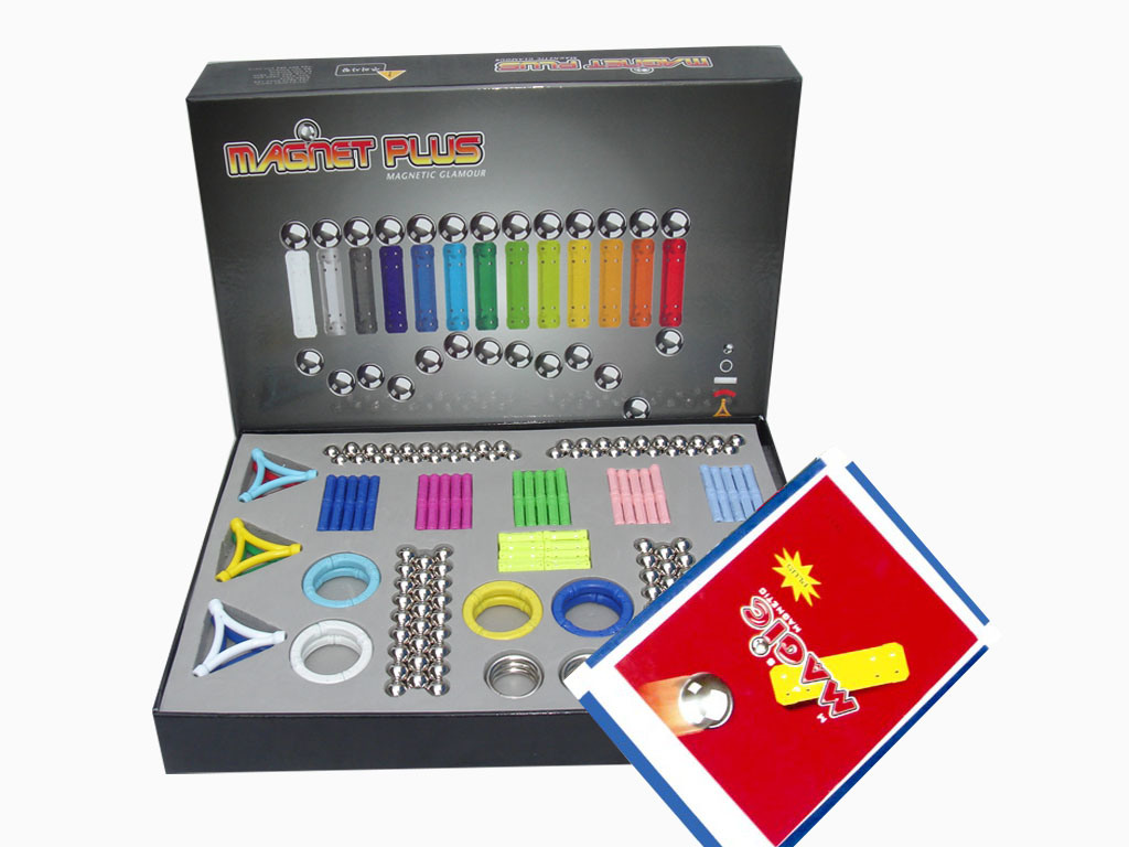 China Child Magnetic Toy, Magnetic Toy