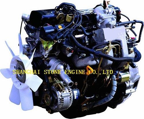 motor de gasolina 2RZ para Toyota